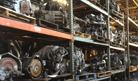 Used Auto Parts for Sale in Rochester