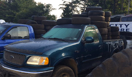 Used Tires for Sale in Rochester